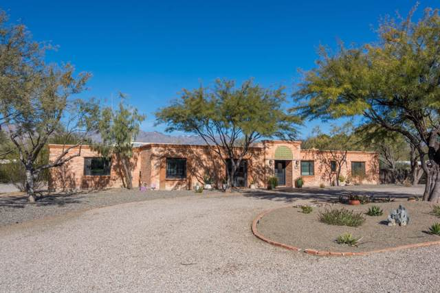5961 E San Leandro Drive, Tucson, AZ 85715 (#22002106) :: The Josh Berkley Team