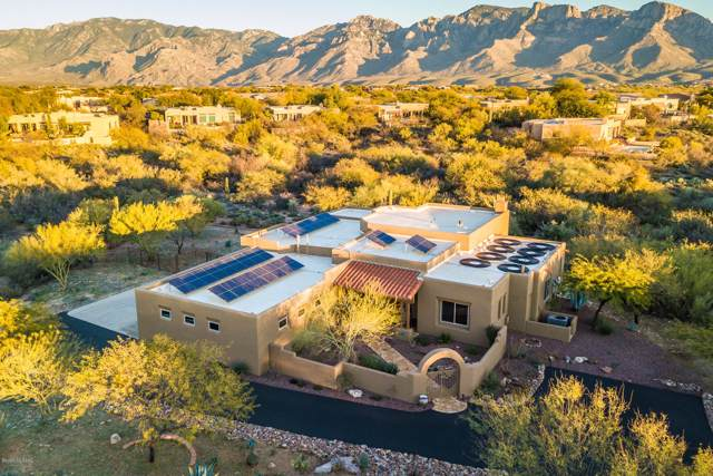 12250 N Reflection Ridge Drive, Oro Valley, AZ 85755 (#22002399) :: Long Realty Company