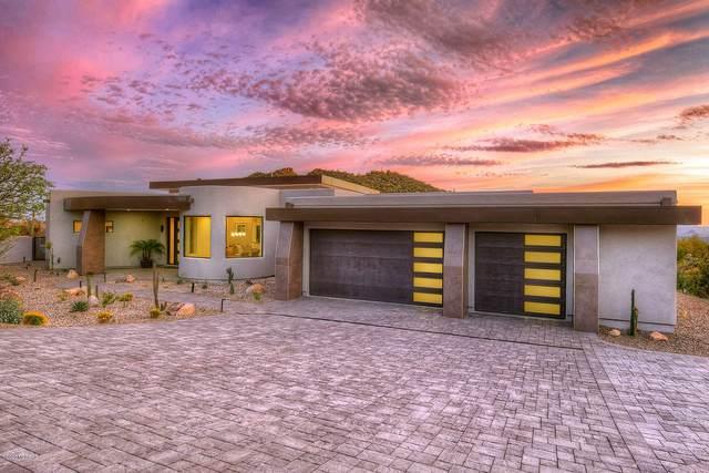 4671 W Long Ridge Place, Marana, AZ 85658 (#22002402) :: Gateway Partners