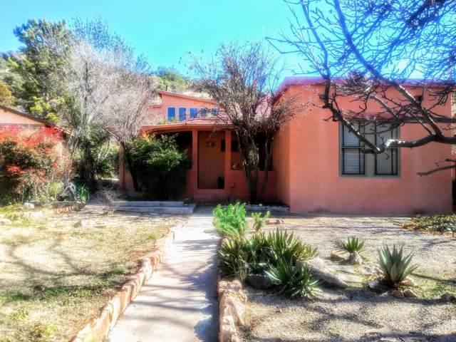 55 Wood Canyon, Bisbee, AZ 85603 (#22002438) :: Keller Williams
