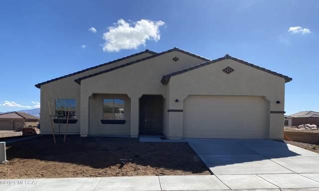 940 N Magellan Scope Trail Lot 113, Green Valley, AZ 85614 (#22002478) :: Tucson Real Estate Group