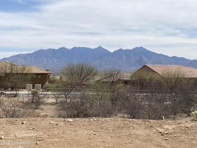 5550 S Atascosa Peak Drive Lot 13, Green Valley, AZ 85622 (#22002521) :: The Dream Team AZ