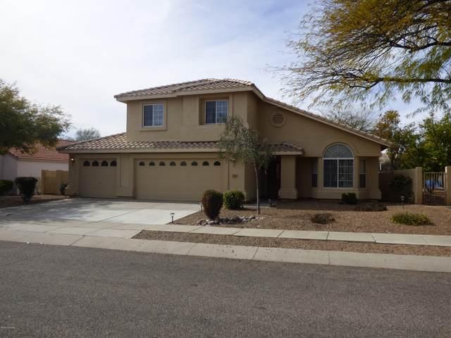 12549 N Wayfarer Way, Tucson, AZ 85755 (#22002595) :: Long Realty - The Vallee Gold Team