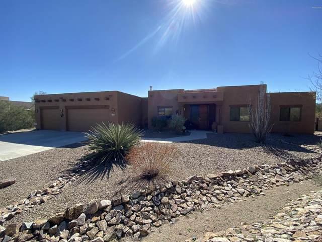 5430 N Desert Saguaro Court, Tucson, AZ 85745 (#22003324) :: Long Realty - The Vallee Gold Team
