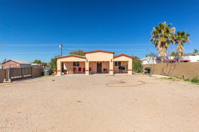 376 W Aviation Drive, Tucson, AZ 85714 (MLS #22003411) :: The Property Partners at eXp Realty