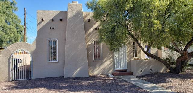 116 N Martin Avenue, Tucson, AZ 85719 (#22003589) :: The Local Real Estate Group | Realty Executives