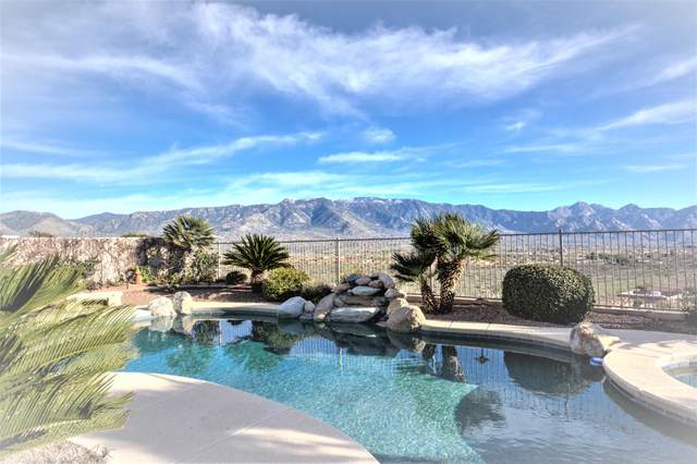 39285 S Mountain Shadow Drive, Tucson, AZ 85739 (MLS #22003696) :: The Property Partners at eXp Realty