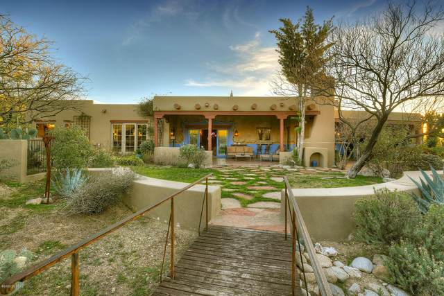 12555 E Thunderbird Trail, Tucson, AZ 85749 (#22004153) :: The Local Real Estate Group   Realty Executives