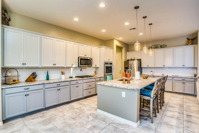 2277 W Capricorn Street, Oro Valley, AZ 85742 (#22004236) :: Long Realty - The Vallee Gold Team
