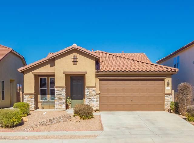 4899 E Chickweed Drive, Tucson, AZ 85756 (#22004417) :: Long Realty Company