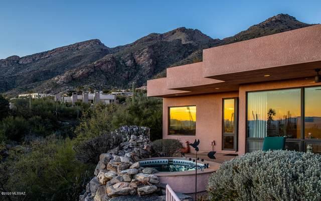5556 E Circulo Terra, Tucson, AZ 85750 (#22004669) :: Long Realty - The Vallee Gold Team