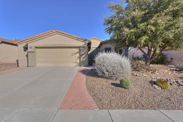 537 N Michelangelo Drive, Green Valley, AZ 85614 (#22004679) :: Long Realty Company