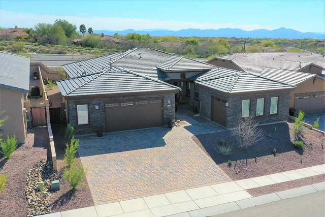743 W Aviator Crossing Drive, Oro Valley, AZ 85755 (#22004916) :: Tucson Property Executives