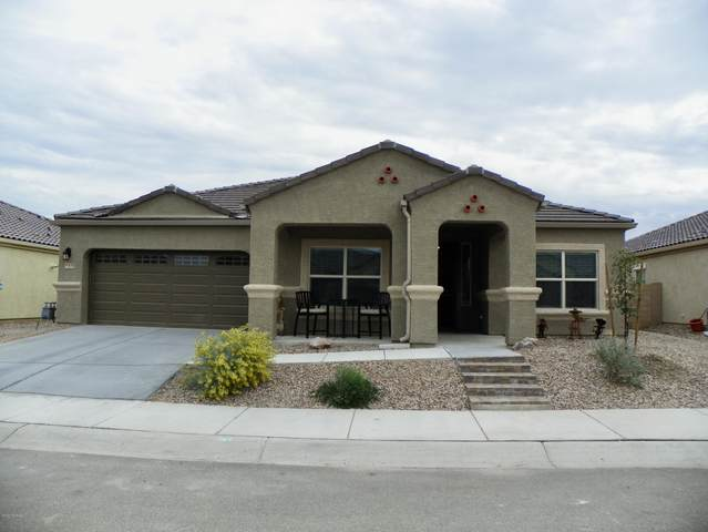 8853 W Saguaro Skies Road, Marana, AZ 85653 (MLS #22005039) :: The Property Partners at eXp Realty