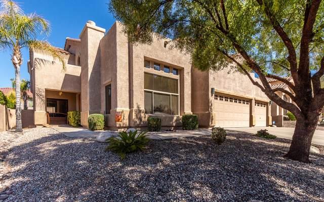 7819 E Whileaway Place, Tucson, AZ 85750 (#22005074) :: Long Realty Company