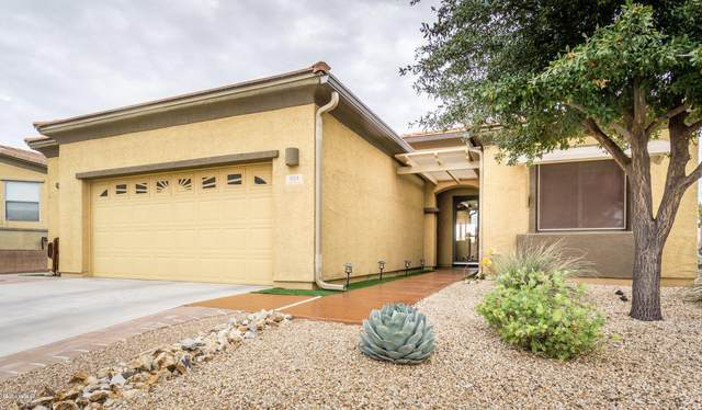 924 W Bosch Drive, Green Valley, AZ 85614 (#22005208) :: Long Realty - The Vallee Gold Team