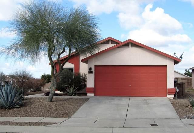 2472 S Ajay Avenue, Tucson, AZ 85748 (#22005415) :: Long Realty Company