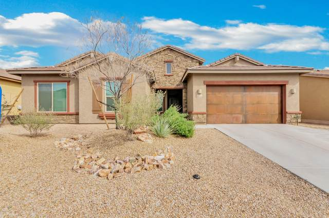 11016 N Gemma Avenue, Oro Valley, AZ 85742 (#22005512) :: Long Realty - The Vallee Gold Team