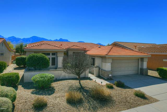 13778 N Buster Spring Way, Oro Valley, AZ 85755 (#22005582) :: Long Realty - The Vallee Gold Team