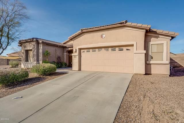 12552 N Stone Ring Drive, Marana, AZ 85653 (#22005753) :: Realty Executives Tucson Elite