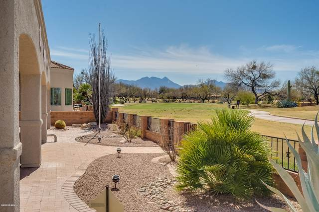 1471 N Bank Swallow Rd, Green Valley, AZ 85614 (#22006449) :: Long Realty - The Vallee Gold Team