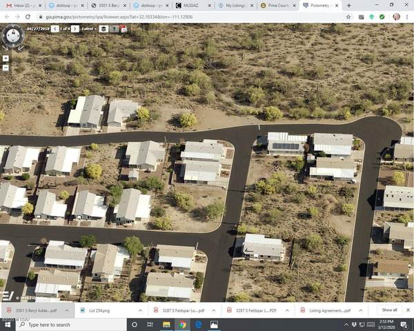 3298 S Feldspar Avenue #258, Tucson, AZ 85735 (#22006847) :: Keller Williams