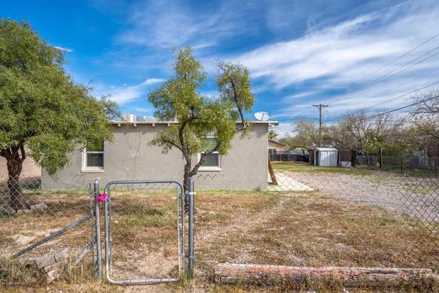 802 W Utah Street, Tucson, AZ 85706 (#22007688) :: Long Realty - The Vallee Gold Team