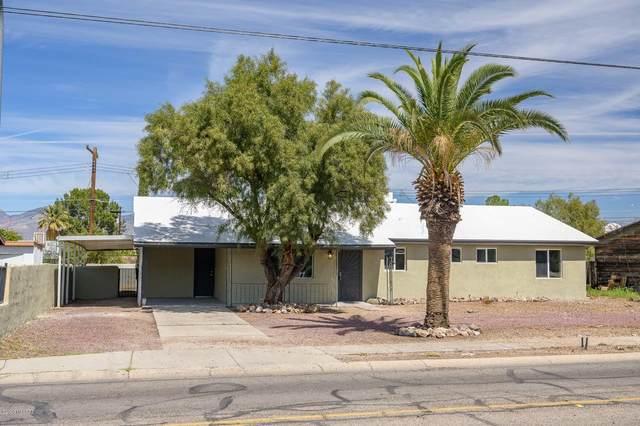 6051 E 29Th Street, Tucson, AZ 85711 (#22007776) :: The Josh Berkley Team