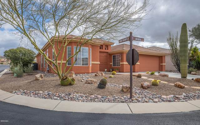 13042 N Ajo Lilly Place, Marana, AZ 85658 (#22007793) :: Keller Williams