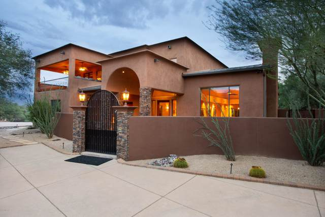 8532 E Amethyst Lane, Tucson, AZ 85750 (#22007858) :: Keller Williams
