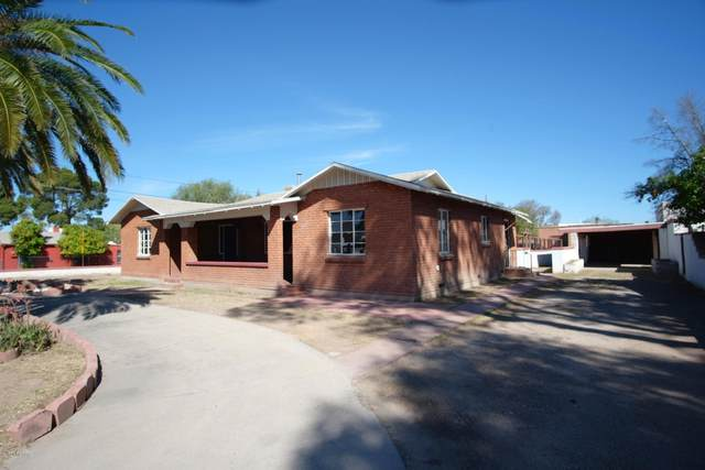 176 W Veterans Boulevard, Tucson, AZ 85713 (#22008218) :: The Local Real Estate Group | Realty Executives