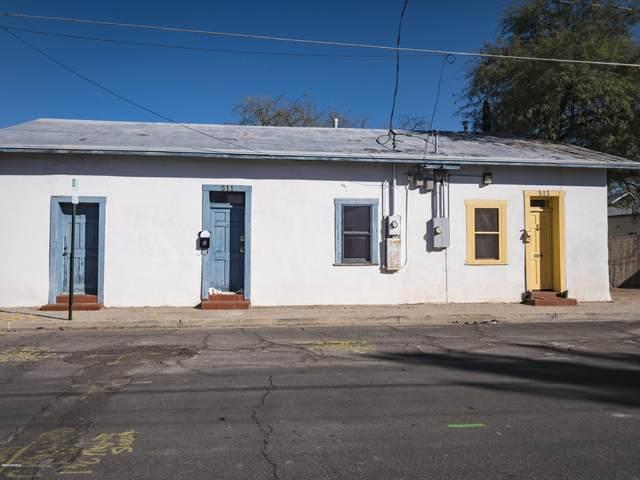 511 S Meyer Avenue, Tucson, AZ 85701 (#22008270) :: The Josh Berkley Team