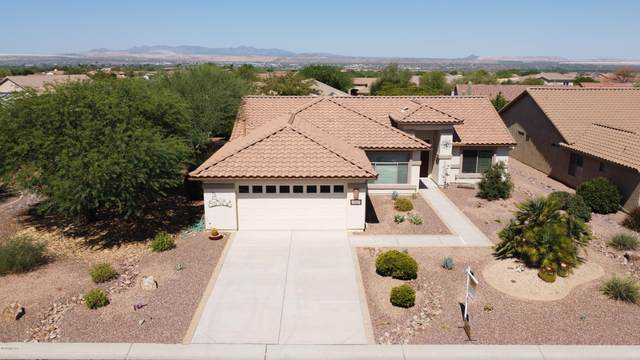 1427 N Old Adobe Drive, Green Valley, AZ 85614 (#22008851) :: Kino Abrams brokered by Tierra Antigua Realty