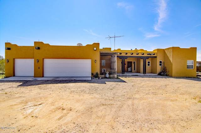 12252 W Calle Madero, Tucson, AZ 85743 (#22008863) :: Long Realty - The Vallee Gold Team