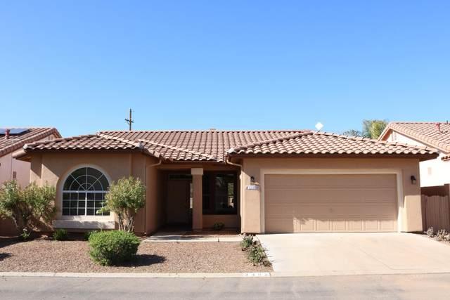 3402 W Desert Bend Loop, Tucson, AZ 85742 (#22009028) :: Long Realty - The Vallee Gold Team