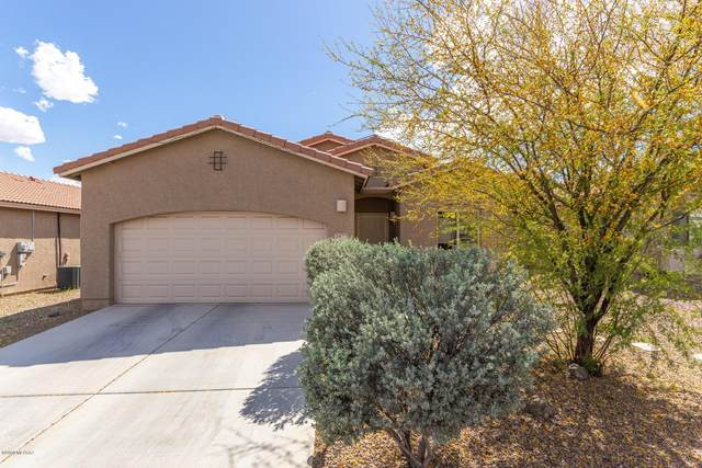 2977 W Mountain Dew Street, Tucson, AZ 85746 (#22009144) :: Long Realty - The Vallee Gold Team