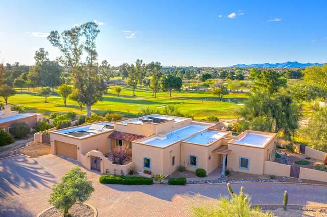 8075 N Como Drive, Tucson, AZ 85742 (#22009182) :: The Local Real Estate Group | Realty Executives
