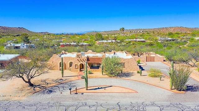 8046 E Maguey Drive, Tucson, AZ 85750 (#22009336) :: Long Realty - The Vallee Gold Team