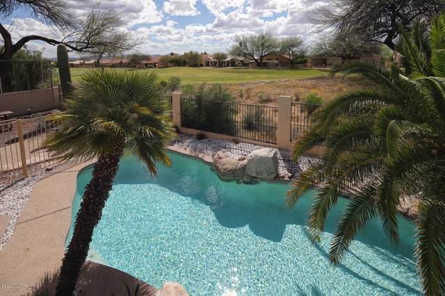 11501 N Palmetto Dunes Avenue, Tucson, AZ 85737 (#22009639) :: Long Realty Company