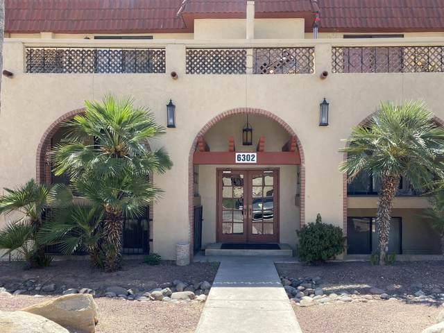 6302 N Barcelona Lane #616, Tucson, AZ 85704 (#22009722) :: Long Realty - The Vallee Gold Team