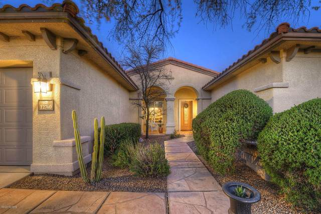 12740 N Morgan Ranch Road, Oro Valley, AZ 85755 (#22009944) :: Kino Abrams brokered by Tierra Antigua Realty