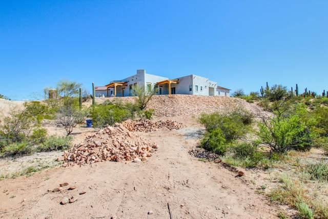 4390 N Hacienda Del Sol Road, Tucson, AZ 85718 (#22009961) :: Luxury Group - Realty Executives Arizona Properties