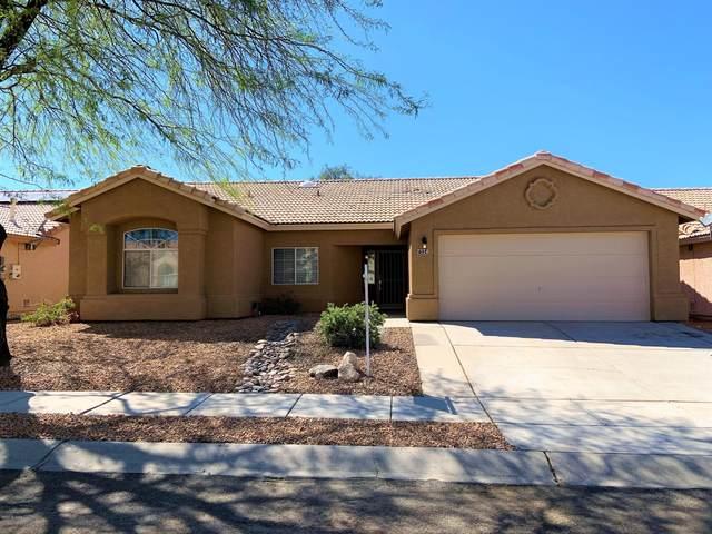 7524 W Summer Sky Drive, Marana, AZ 85743 (#22009971) :: Long Realty - The Vallee Gold Team