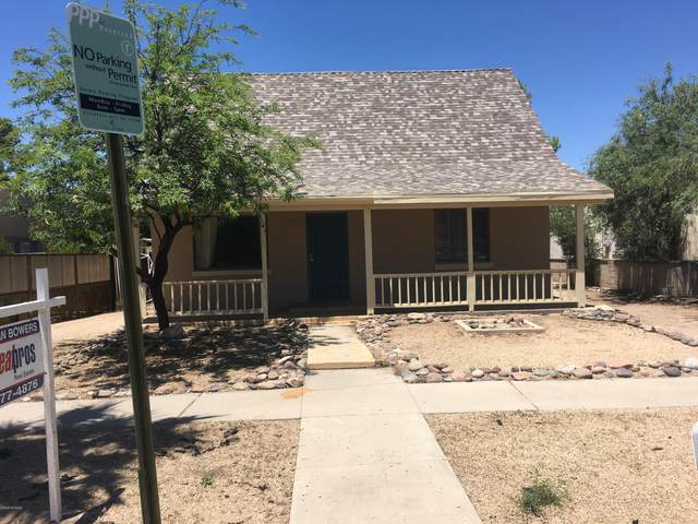 1223 N 1St Avenue, Tucson, AZ 85719 (#22010002) :: Long Realty - The Vallee Gold Team