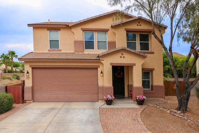 2222 W Morning Jewel Place, Tucson, AZ 85742 (#22010410) :: Long Realty - The Vallee Gold Team
