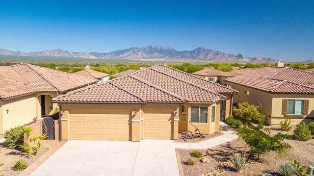 836 Camino Cerro La Silla, Green Valley, AZ 85614 (#22011122) :: The Local Real Estate Group   Realty Executives