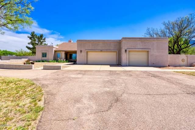 1480 E Choctaw Drive, Sierra Vista, AZ 85650 (#22011129) :: The Josh Berkley Team