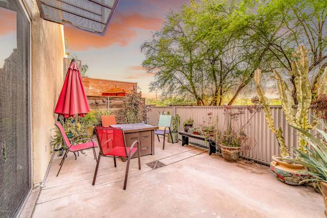 1001 E 17Th Street #117, Tucson, AZ 85719 (#22011389) :: eXp Realty