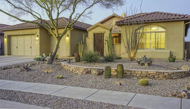 13756 N Tessali Way, Oro Valley, AZ 85755 (#22011502) :: Long Realty - The Vallee Gold Team