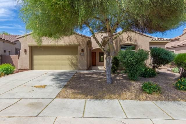 8533 N Crosswater Loop, Tucson, AZ 85743 (#22011827) :: Long Realty - The Vallee Gold Team